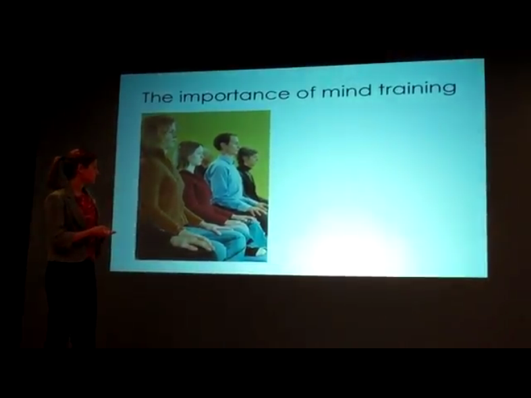 15The importance of mind training