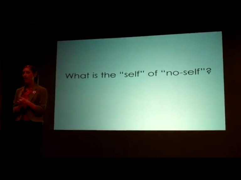 6What is the self of noself